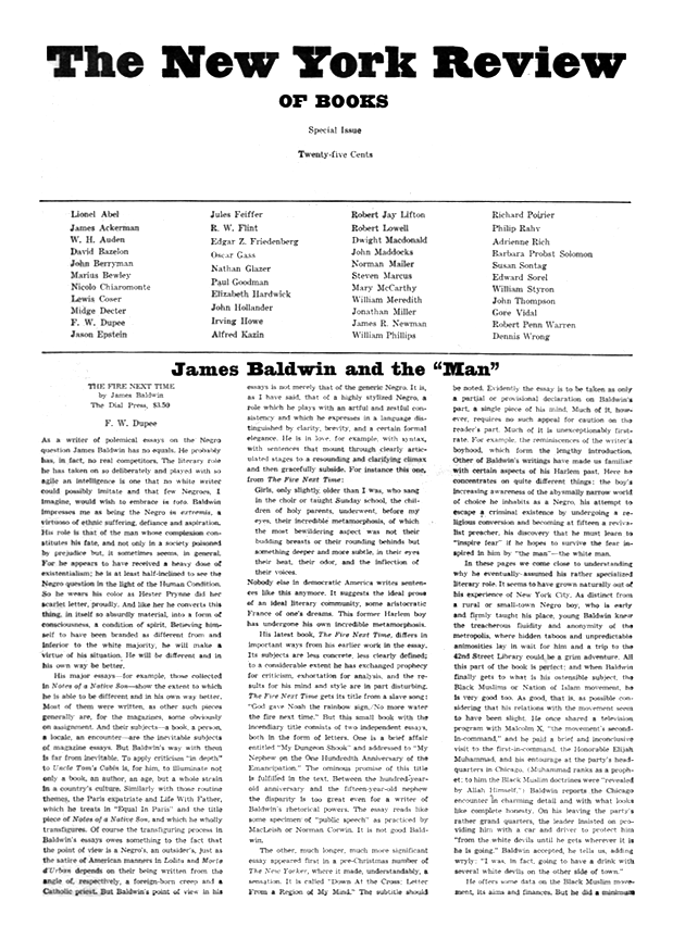 Image of the February 1, 1963 issue cover.