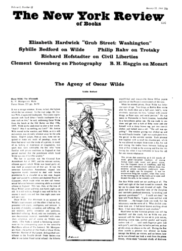 Image of the January 23, 1964 issue cover.