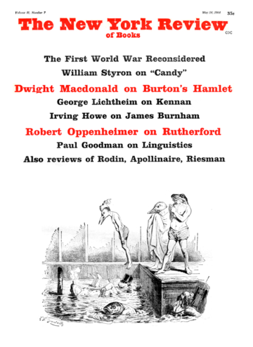 Image of the May 14, 1964 issue cover.