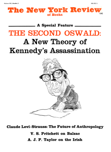 Image of the July 28, 1966 issue cover.
