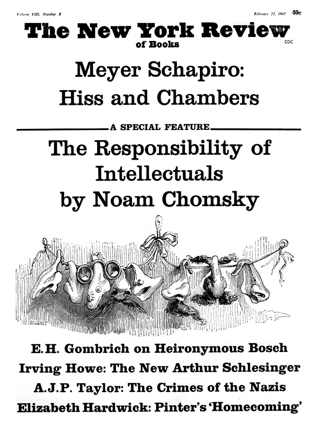 Image of the February 23, 1967 issue cover.