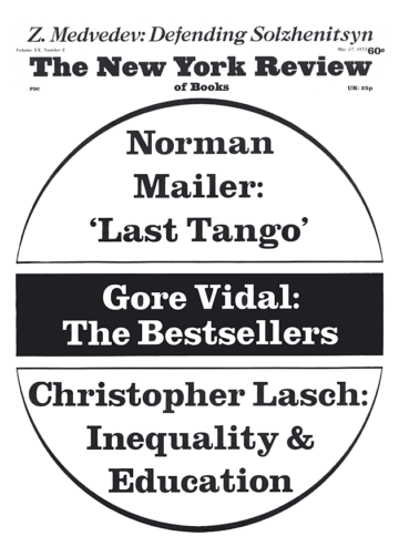 Image of the May 17, 1973 issue cover.