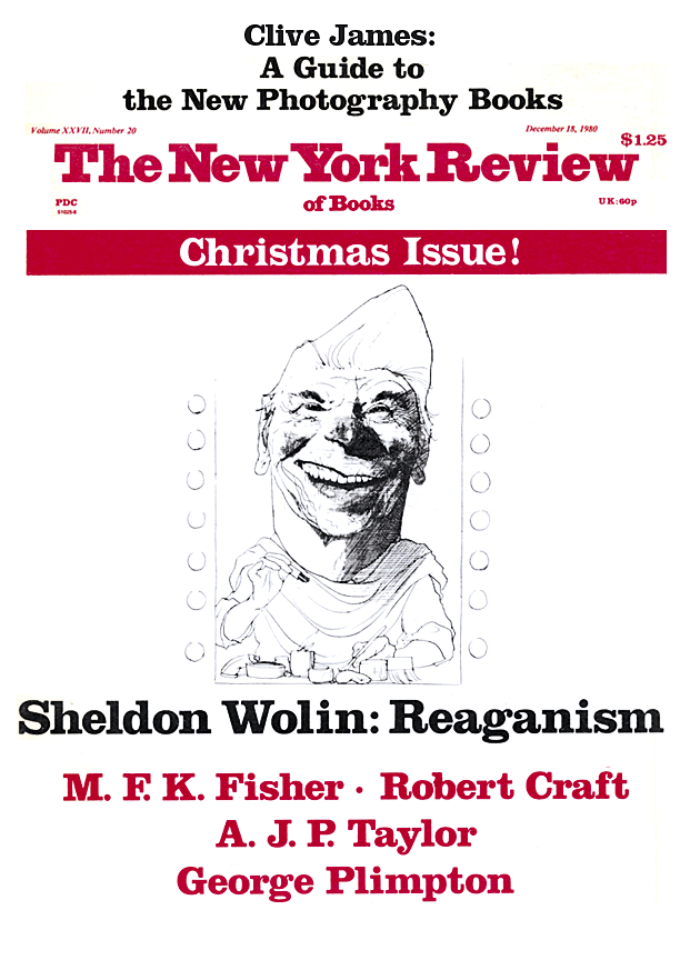 Image of the December 18, 1980 issue cover.