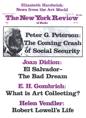 Image of the December 2, 1982 issue cover.