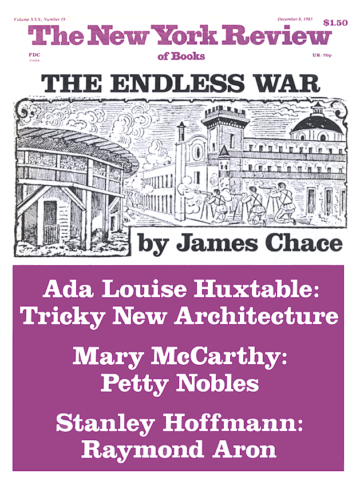Image of the December 8, 1983 issue cover.