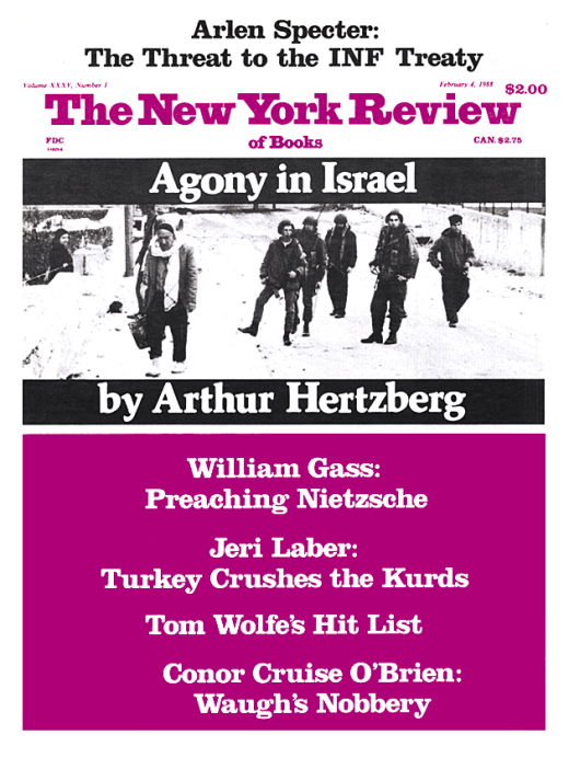 Worriers By Gabriele Annan The New York Review Of Books