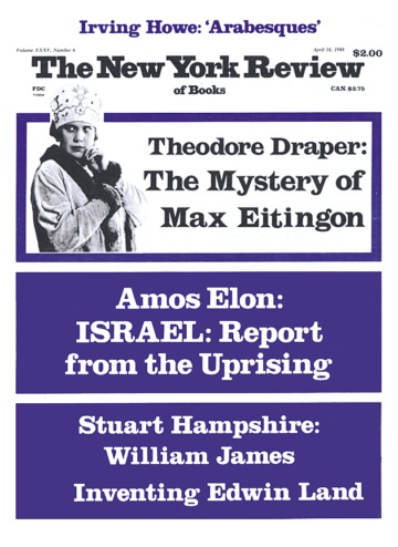 Image of the April 14, 1988 issue cover.