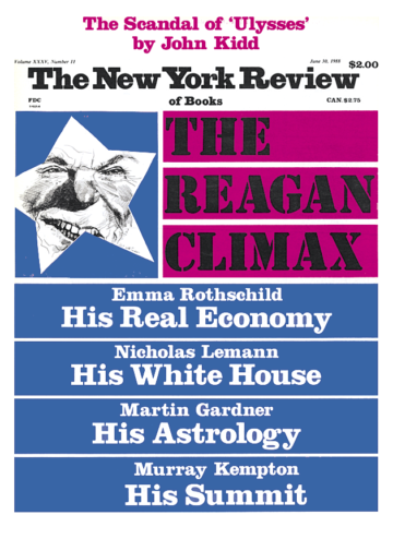 Image of the June 30, 1988 issue cover.