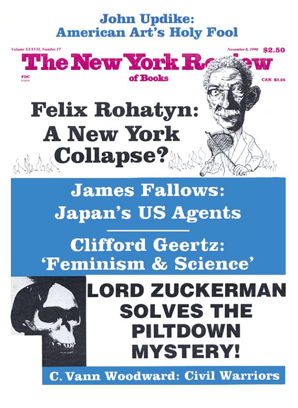 November 8, 1990