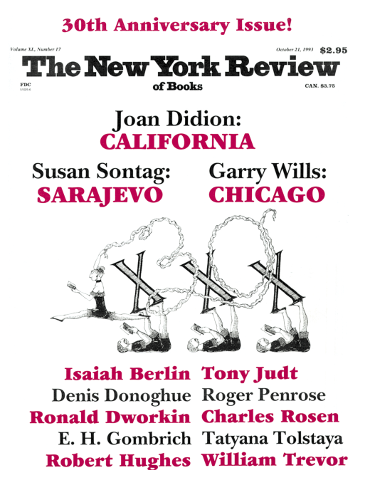 ronald dworkin new york review of books