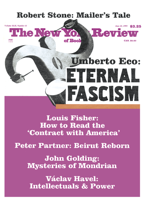 ur fascism by umberto eco the new york review of books also in this issue