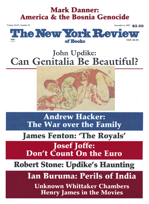 Nomad | by John Ryle | The New York Review of Books