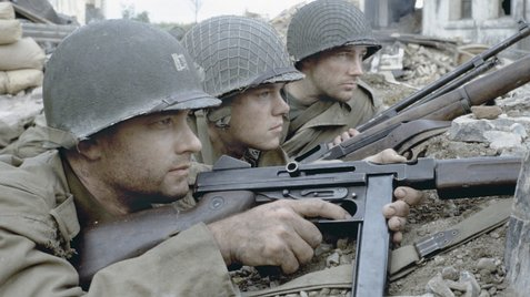 saving private ryan accuracy review