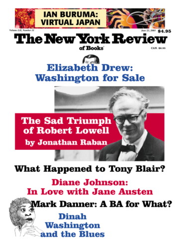 Image of the June 23, 2005 issue cover.