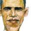 James Baldwin & Barack Obama