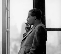 The Russian writer Konstantin Simonov, circa 1947