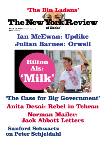 Image of the March 12, 2009 issue cover.