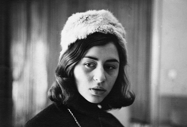 Azar Nafisi as a teenager, Tehran, early 1960s; photographs from Nafisi's memoir, Things I've Been Silent About