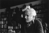 Norman Mailer, 1982; photograph by Dominique Nabokov