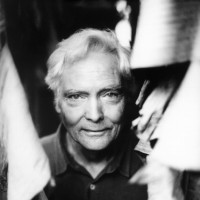 W.S. Merwin, early 1990s