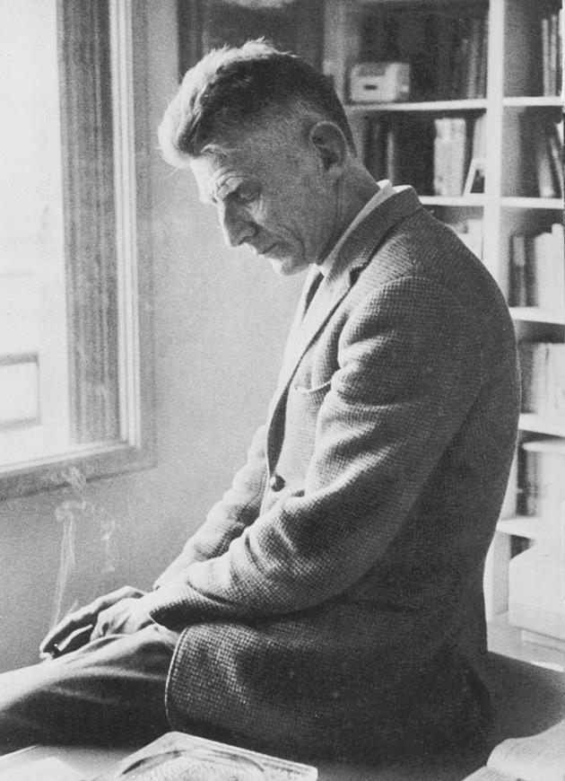 Samuel Beckett, Paris, 1964