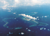 Diego Garcia, the largest island in the Indian Ocean's Chagos archipelago. Between 1968 and 1973, Britain and the United States expelled the island's residents in order to make way for a US military base, which has since been a launch pad for the wars in Afghanistan and Iraq, and was used as a 'black site' in the Bush administration's system of extraordinary rendition.
