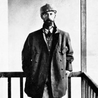 Percy Fawcett in 1911, the year of his fourth major Amazon expedition; from David Grann's <i>The Lost City of Z</i>