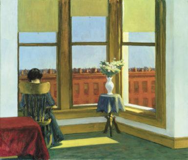 Edward Hopper: Room in Brooklyn, 1932