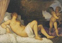 Titian: Danaë, 1544–1546