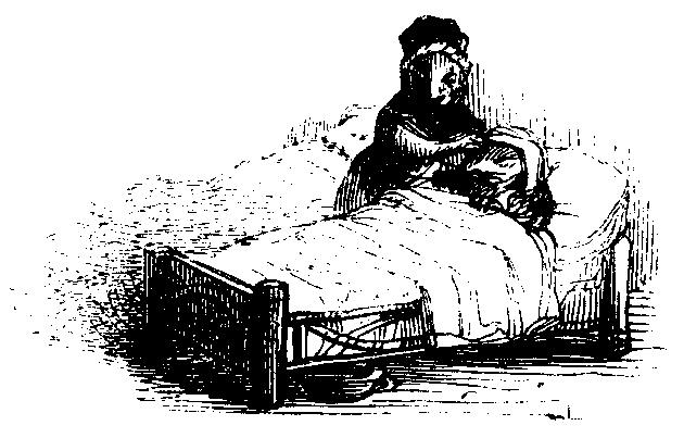 Engraving by Grandville