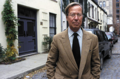 Ronald Dworkin, New York City, 2001; photograph by Dominique Nabokov