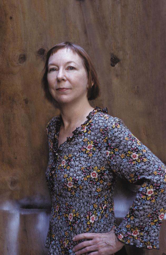 Valerie Martin, New York City, circa 2007