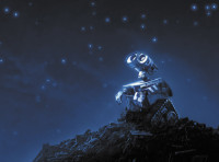 From the 2008 Pixar film WALL·E, which won the Academy Award for Best Animated Feature