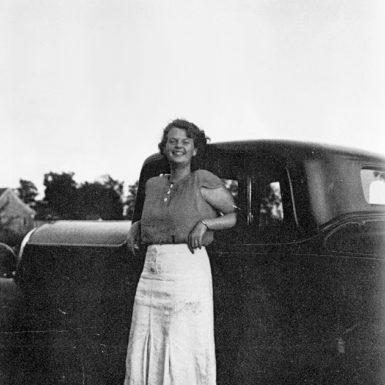 Shirley Jackson, 1938