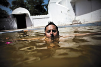Daniyal Mueenuddin, South Punjab, Pakistan, April 2009