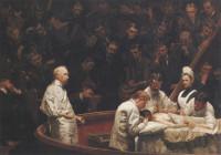 Thomas Eakins: The Agnew Clinic, 1889