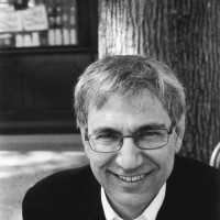 Orhan Pamuk, New York City, May 2006