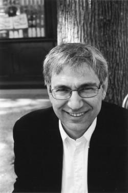 Orhan Pamuk, New York City, May 2006