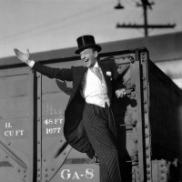 Fred Astaire in Swing Time, 1936
