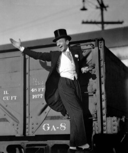 Fred Astaire in <i>Swing Time</i>, 1936