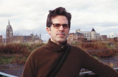 Jonathan Lethem, Brooklyn, 2009