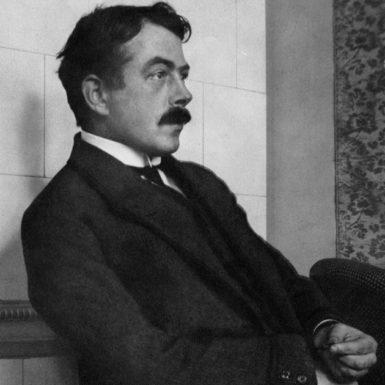 Robert Walser, Berlin, circa 1907