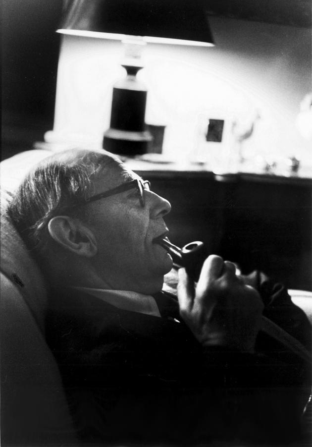 Isaiah Berlin, Oxford, 1969