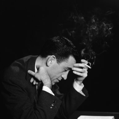 J.D. Salinger reading from The Catcher in the Rye, Brooklyn, November 1952