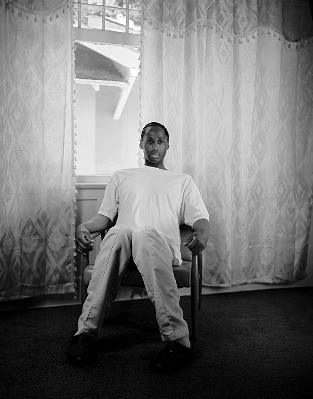 Troy Erik Isaac, who was raped repeatedly by fellow inmates at a California juvenile facility, where he was sent for vandalism at the age of twelve. He spent the next two decades in and out of prison; he now works as a peer counselor and speaks to young p