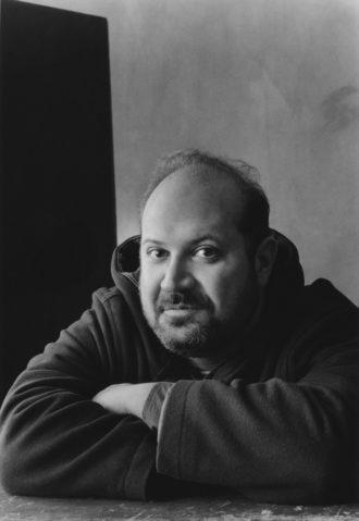 Sam Lipsyte, New York City, 2006; photograph by Marion Ettlinger