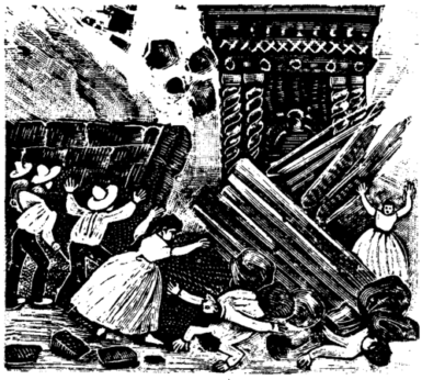 Jose Guadalupe Posada: Sublime Creator of Heaven and Earth, Deliver Us from Another Earthquake