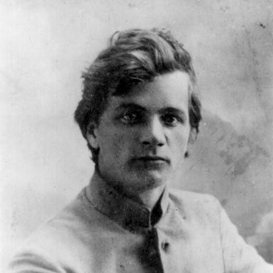 Andrey Platonov, Voronezh, 1922
