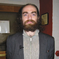 The Russian mathematician Grigory Perelman, who has turned down both the Fields Medal and the Clay Millennium Prize, which were to be awarded to him for solving the Poincaré Conjecture