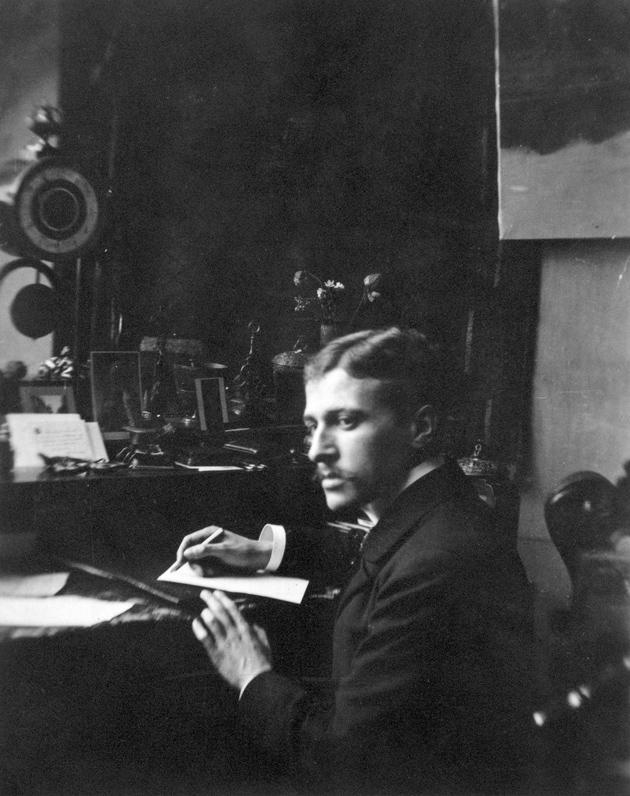 Hugo von Hofmannsthal, circa 1910